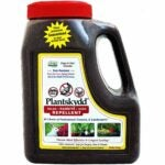 The Best Rabbit Repellent Option: Plantskydd Animal Repellent