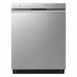 The Best 4th of July Sales Option: LG 24 in. Stainless Steel Dishwasher with QuadWash