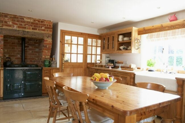 The Best Finish For Kitchen Table Options