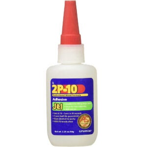 Best Glue for MDF Options: FastCap 80070 2P-10 Professional 2 Ounce Jel Wood Adhesive Glue