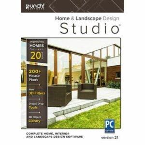 The Best Kitchen Design Software Option: Punch! Home & Landscape Design Studio