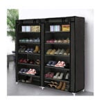 Best Shoes Organizer Options: Blissun 7 Tier Shoe Rack Storage Organizer, 36 Pairs