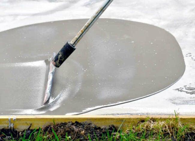 How To Resurface Concrete Patio