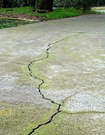 How To Fix Cracks in Concrete Patio