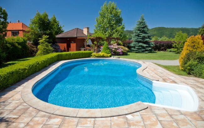 saltwater pool