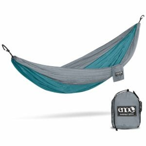 The Best Gifts for Campers Option: ENO DoubleNest Lightweight Camping Hammock