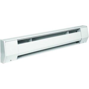 Baseboard Heater Option: KING 6K2415BW K Series Baseboard Heater