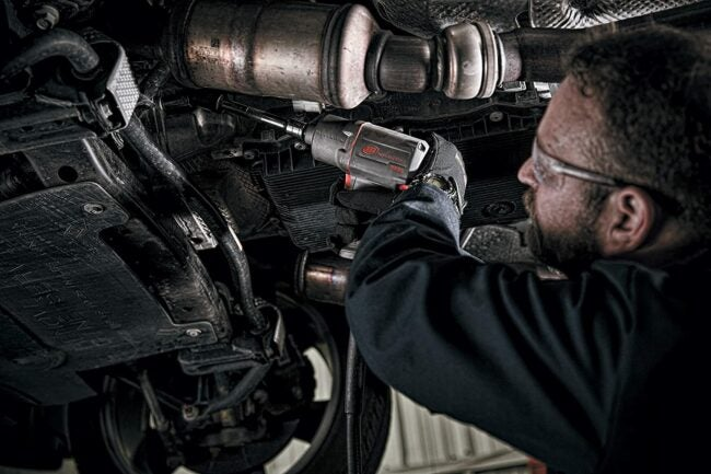 The Best Air Impact Wrench