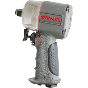 """The Best Air Impact Wrench Option: Aircat 1056-XL-1/2"""" Nitrocat Compact Impact Wrench"""