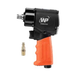 The Best Air Impact Wrench Option: WORKPAD 1/2-Inch Mini Air Impact Wrench