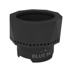 Best Smokeless Fire Pit Option: Blue Sky Outdoor Living PFP1513 Pellet Fire Pit