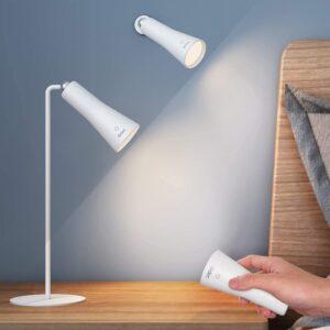Cordless Lamp Option: ODEC LED Desk Lamp