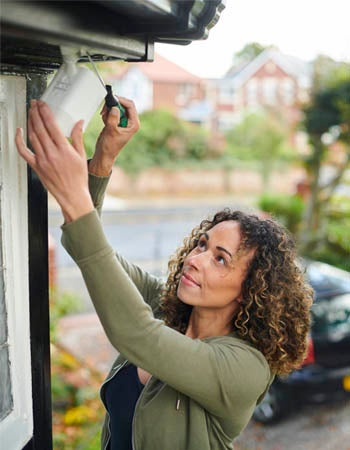 DIY Security System Purchaser Install the System