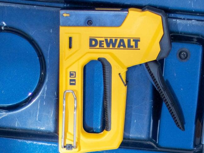 DeWalt Staple Gun