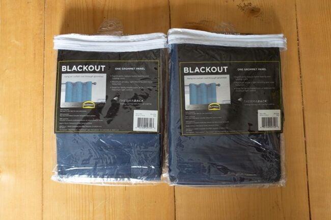 Eclipse Blackout Curtains Great Color Selection