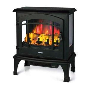 Electric Fireplace Heater Option: TURBRO Suburbs TS23 Electric Fireplace Heater