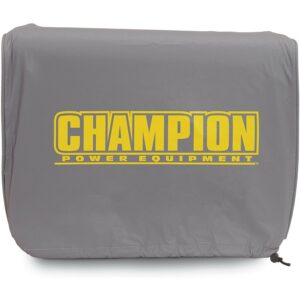 Generator Cover Option: Champion Weather-Resistant Storage Cover