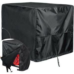 Generator Cover Option: N-A Generator Cover Waterproof, Weather Resistant