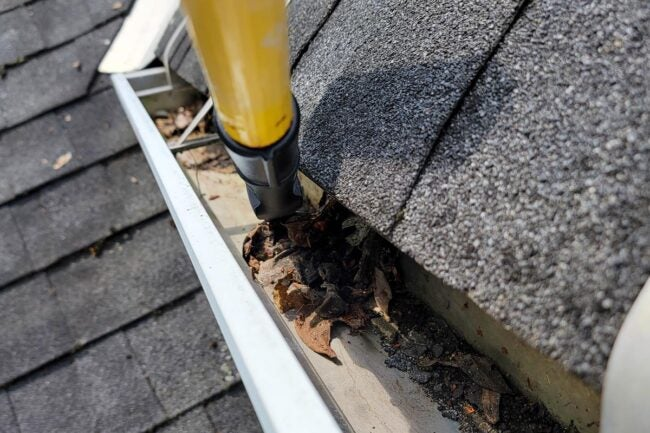 Gutter Cleaning Tool Safer Cleaning