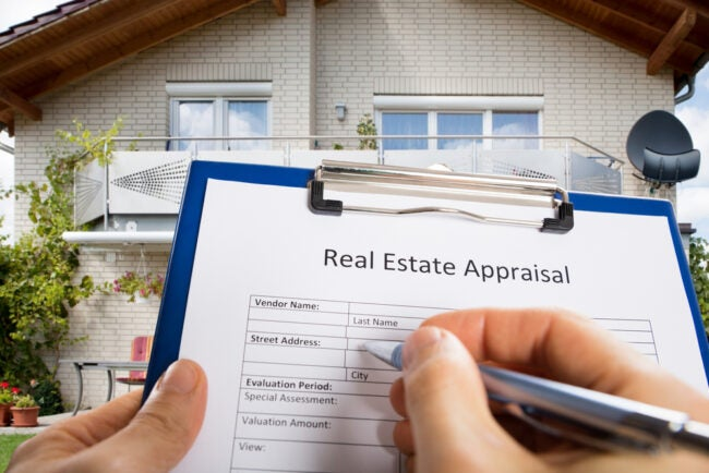 Home Appraisal Cost