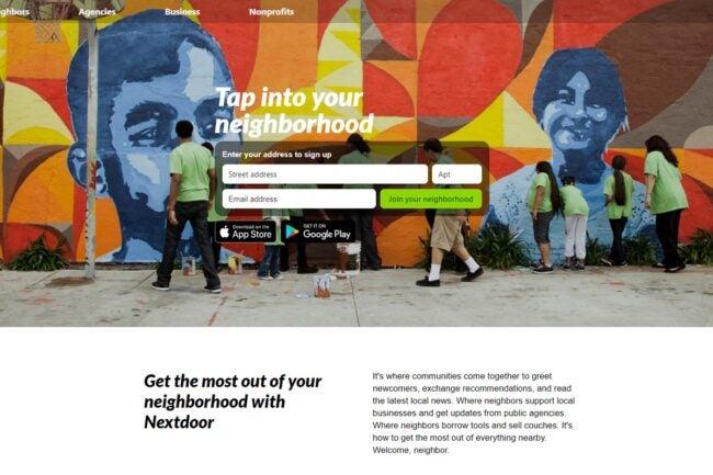 How Safe Is My Neighborhood Nextdoor
