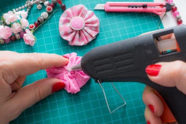 How To Use a Glue Gun