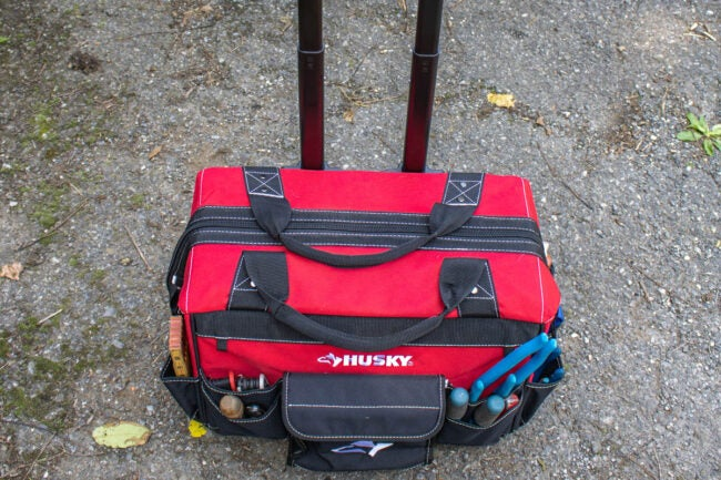Husky Tool Bag Handles
