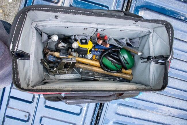 Husky Tool Bag Plenty of Storage