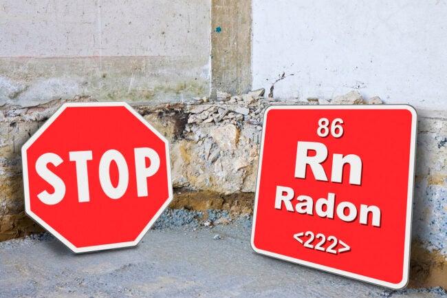 Radon Mitigation System Cost