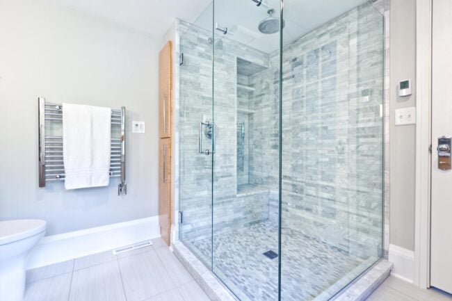 Shower Remodel Cost Types of Showers