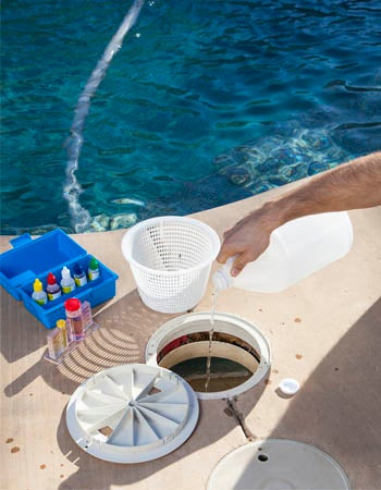 Swimming Pool Maintenance Service When to DIY