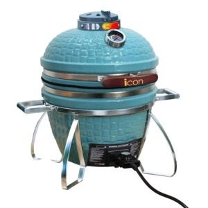 The Best Kamado Grill Option: VISION Grills Ceramic Kamado Compact
