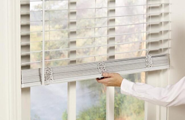 The Best Places to Buy Blinds Online Option: Lowe's