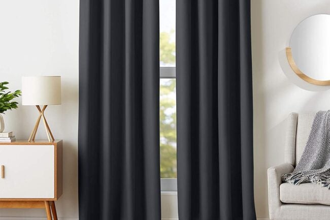 The Best Places to Buy Curtains Option: Amazon