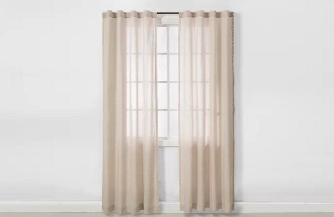 The Best Places to Buy Curtains Option: Target