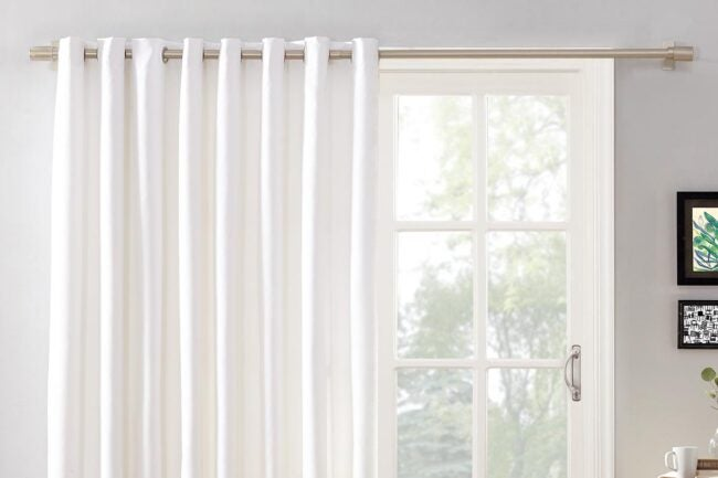 The Best Places to Buy Curtains Option: Walmart