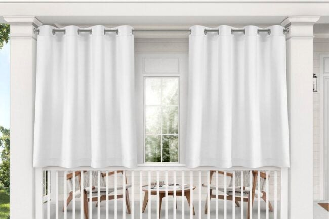 The Best Places to Buy Curtains Option: Wayfair