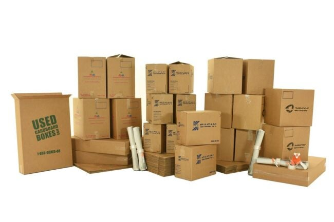 The Best Places to Buy Moving Boxes Option: UsedCardboardBoxes