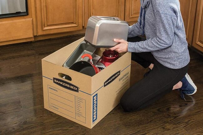 The Best Places to Buy Moving Boxes Options