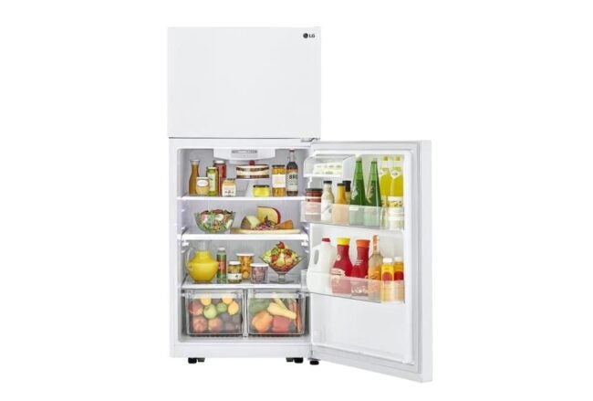 The Best Places to Buy a Refrigerator Option: Lowe's