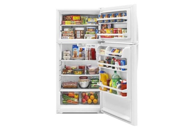 The Best Places to Buy a Refrigerator Option: The Home Depot