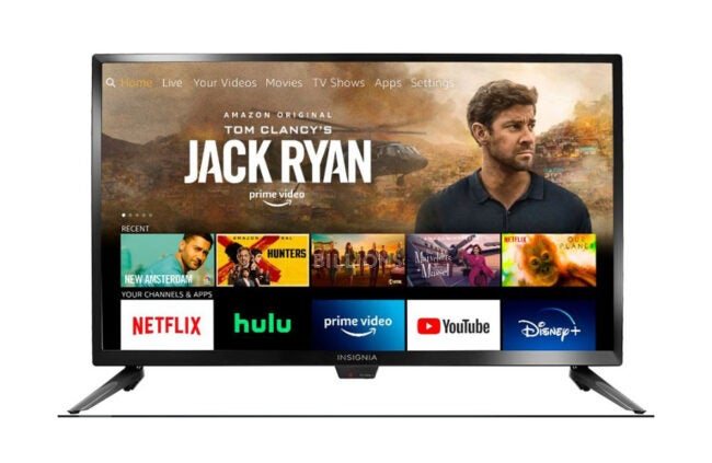 The Best TV Brand Option: Best Buy Insignia