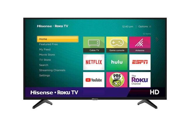 The Best TV Brand Option: Hisense