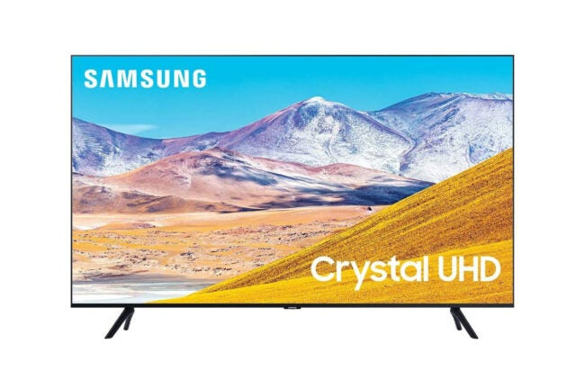 The Best TV Brand Option: Samsung