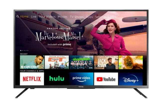 The Best TV Brand Option: Toshiba