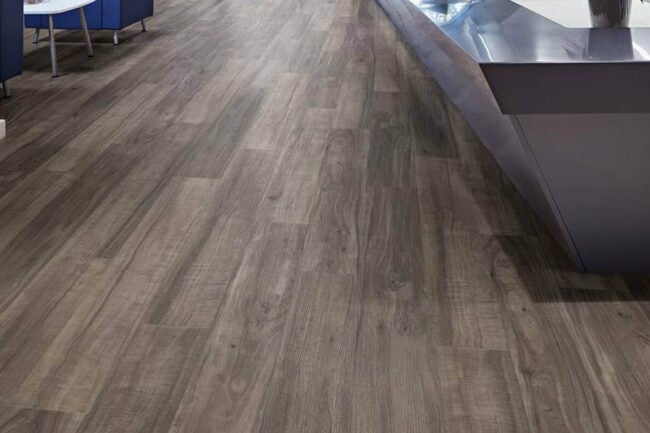 The Best Vinyl Plank Flooring Brands Option: Karndean