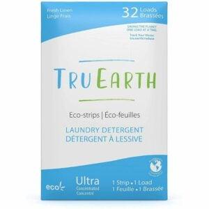 The Best Hypoallergenic Laundry Detergent Option: Tru Earth Hypoallergenic Laundry Detergent Sheets