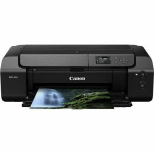 The Best Photo Printer Option: Canon PIXMA PRO-200 Professional Photo Printer