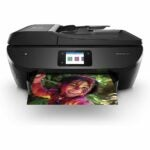 The Best Photo Printer Option: HP ENVY Photo 7855 All in One Photo Printer