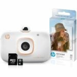 The Best Photo Printer Option: HP Sprocket 2-in-1 Photo Printer & Instant Camera